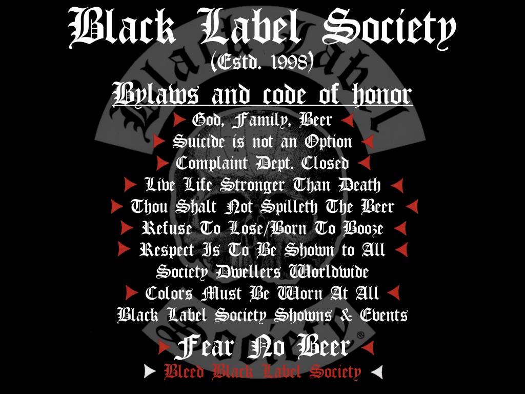 Killercloss Black Label Society