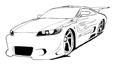 Carros Tunados Para Pintar Mustang Gt X