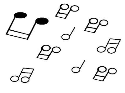 Notas Musicais Desenho Para Colorir Ultra Coloring Pages