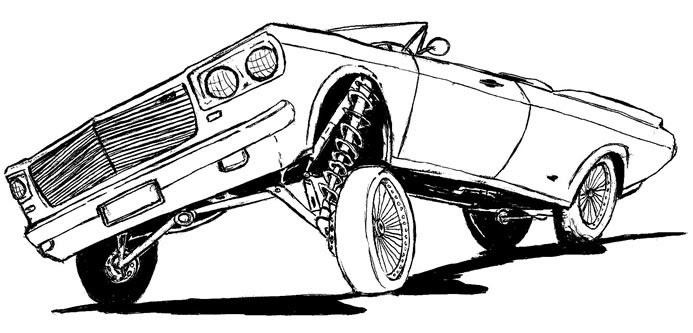 Carros, Carros E Mais Desenhos De Carros Para Colorir