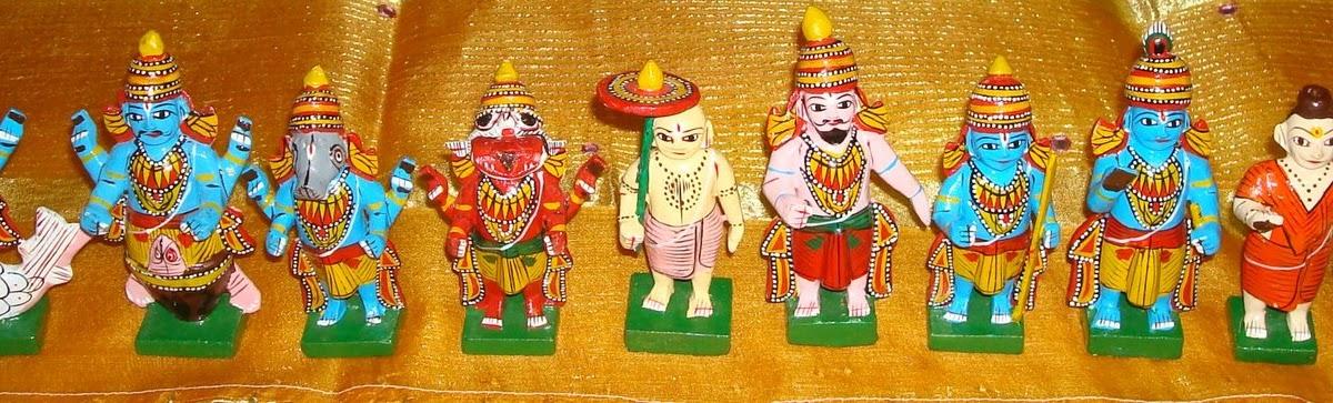 Lakshmi S Kitchen Dasavatharam Kondapalli Bommalu