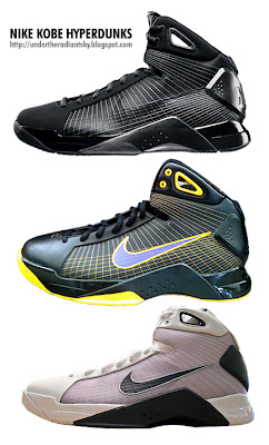 3523f097210d Nike Kobe Hyperdunks