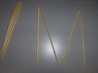 chopstick letters