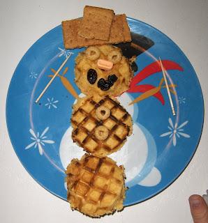 Muffin Tin Monday - Christmas Morning