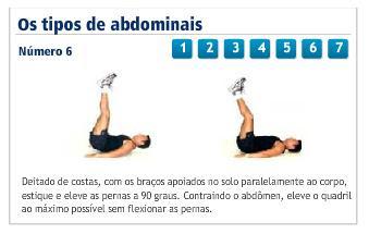 abdominal advertise