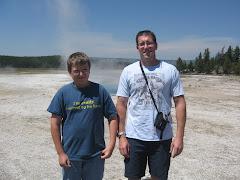 Dad & Big Brother Drew