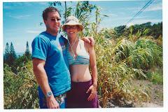 Shayne and Jill in Maui