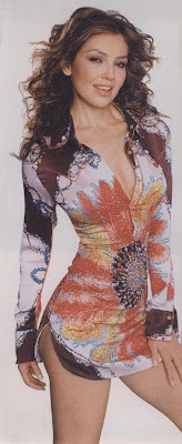 filipina celebrity, thalia, marian rivera