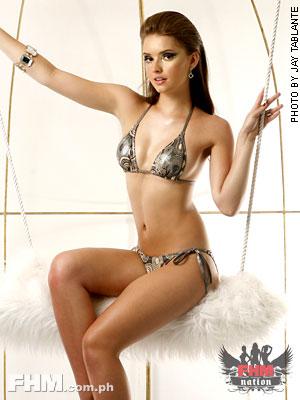 Hot Belinda Bright   Black Models Picture
