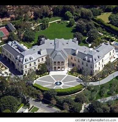Aaron Spelling 39 S Mansion