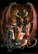 Demonio feminino
