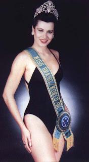 Resultado de imagem para miss mundo brasil 1998  Adriana de Souza Reis