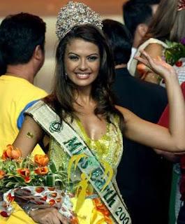 PRICILA MEIRELLES   MISS AMAZONAS 2004 FICOU EM 5 LUGAR NO MISS BRASIL
