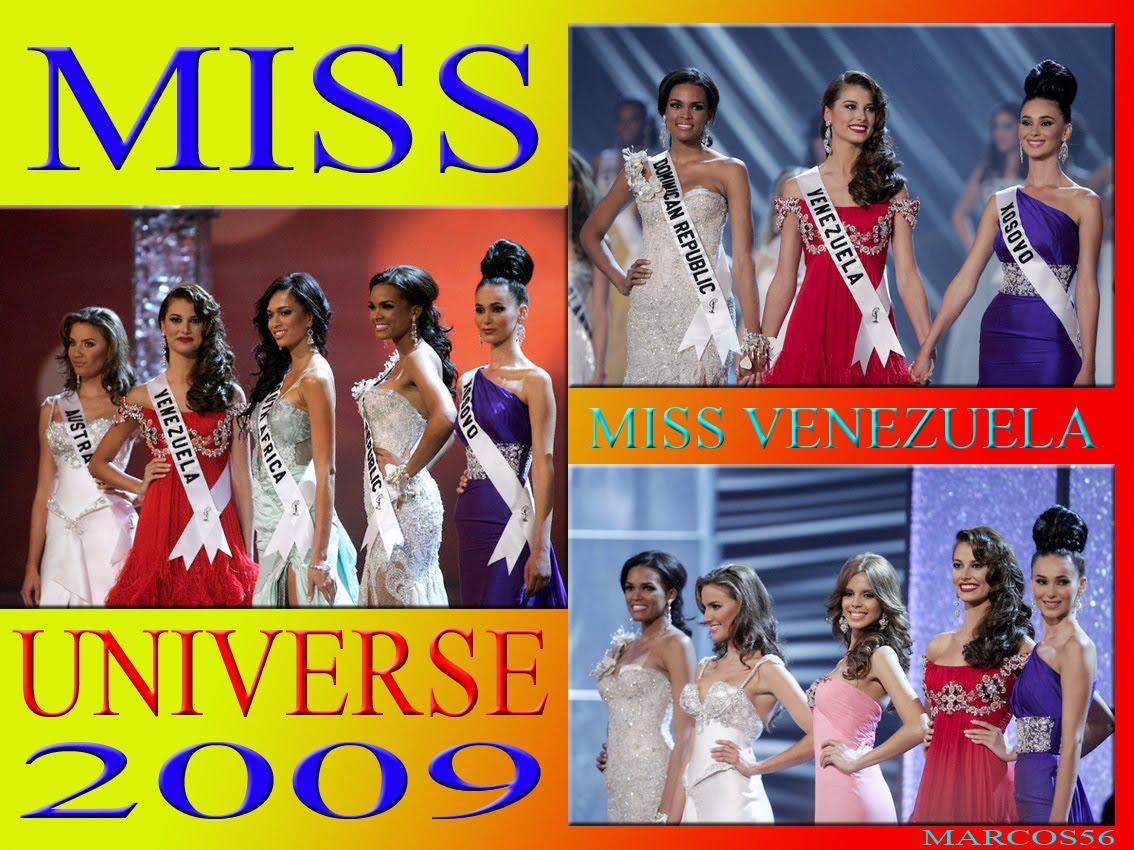 Stefana Fernndez, a vencedora do Miss Universo 2009
