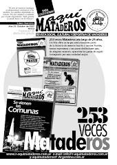 Revista aqui Mataderos