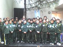 Coro de niños del Instituto Leopoldo Marechal