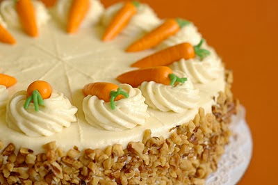 The Unexpected Culinarian The Best Carrot Cake Ever