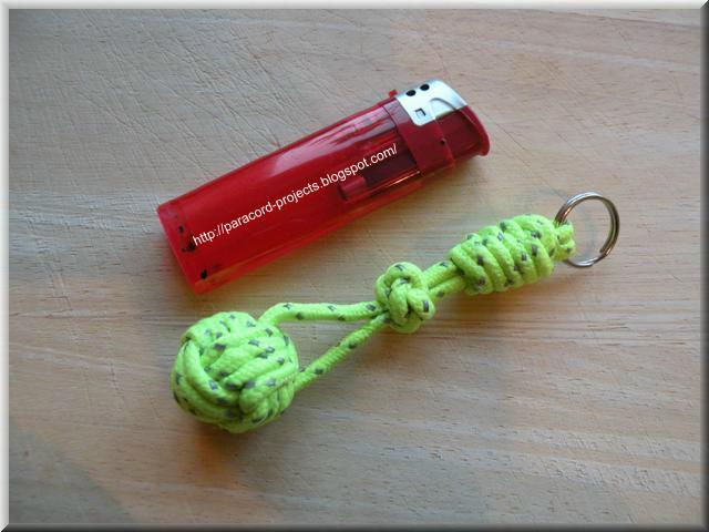 Paracord projects  How to tie a Monkey Fist knot 7d0711b0d