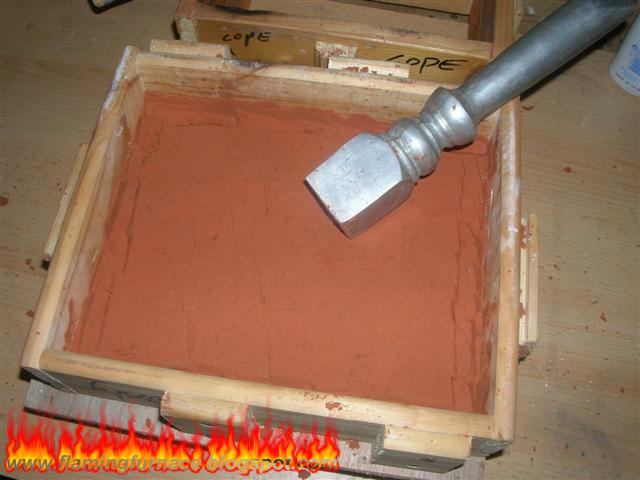 Foundry Amp Sand Casting Terminology Metal Casting Projects
