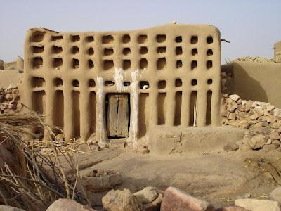 Saharan Vibe Dogon People Of Bandiangara