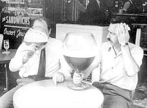 ¿Una cerveza?