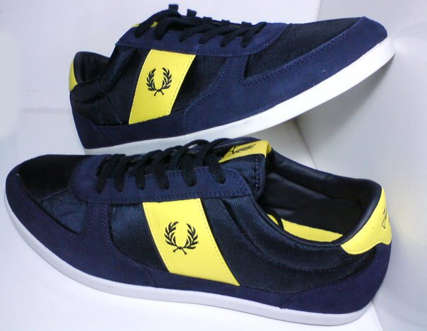 Willy Neversad Store Sepatu Fred Perry