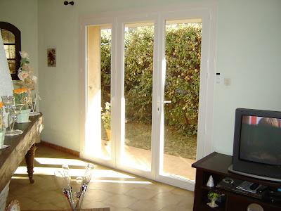 profession menuisier porte fenetre 3 et 4 vantaux pvc. Black Bedroom Furniture Sets. Home Design Ideas