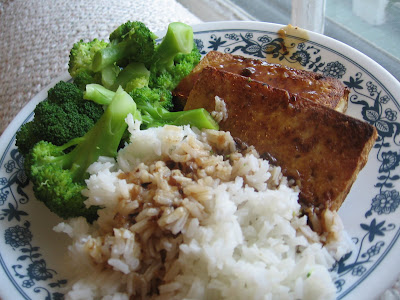 The Gourmet Project: Panfried Tofu with Chinese Black Bean ...