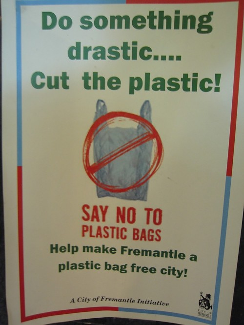 The Problem With Plastic Bags