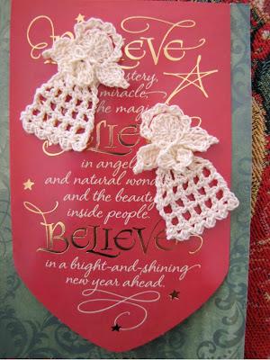 10 Free Angel Crochet Patterns The Steady Hand