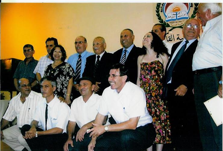 الفائزون بجائزة الابداع الادبي 2007