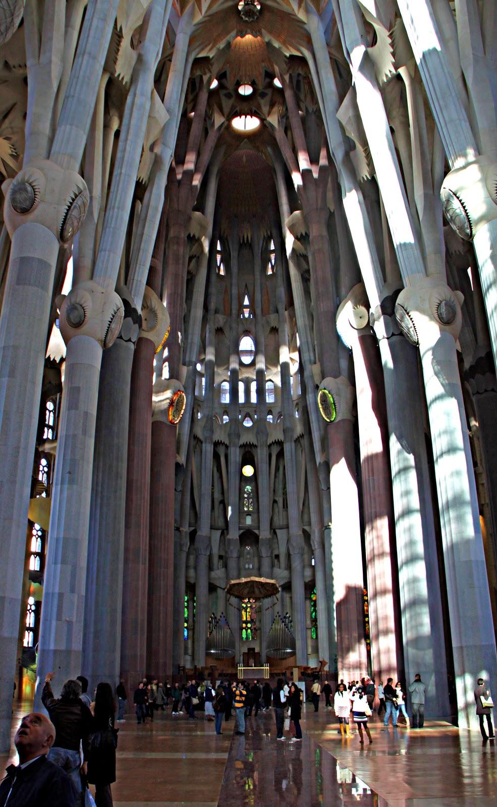 Sagrada Familia: Being Is Good: Gaudi, Sagrada Familia, Sainthood & More