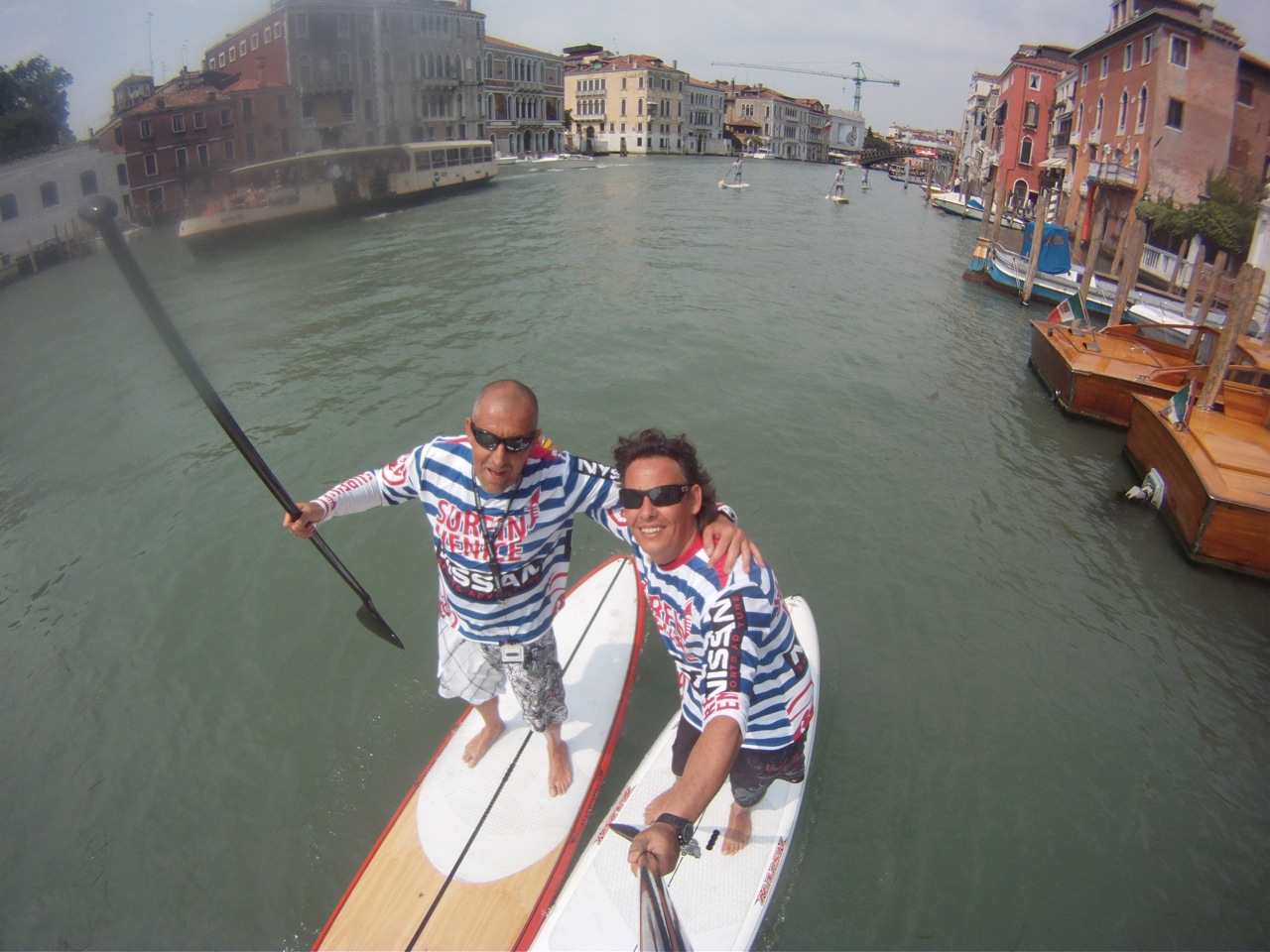 Andrea Pagan SEATEXBOARDS: Sup in Venice part. 1