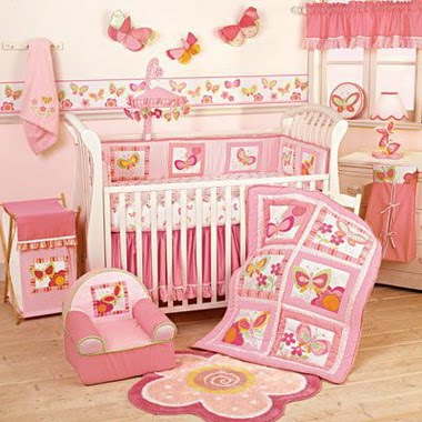 Home Interior Design Idea: Cuarto del Bebe: Decorar Cuarto Bebe