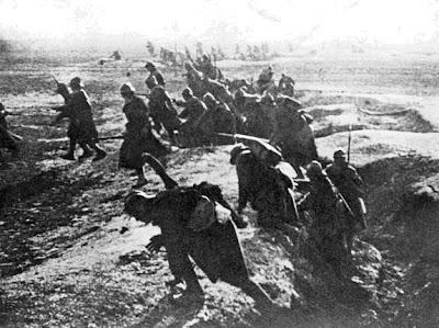 Resultado de imagen de verdun ataque aleman