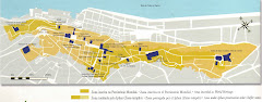 Quais são as ruas do Centro Histórico ?