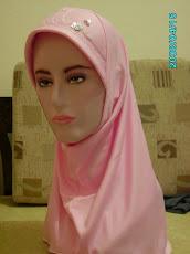 Jilbab KAMPANYE PEMILU melayani hingga ratusan ribu potong