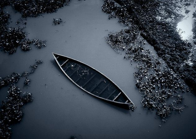 Low Light Mixes: silent sorrow in empty boats