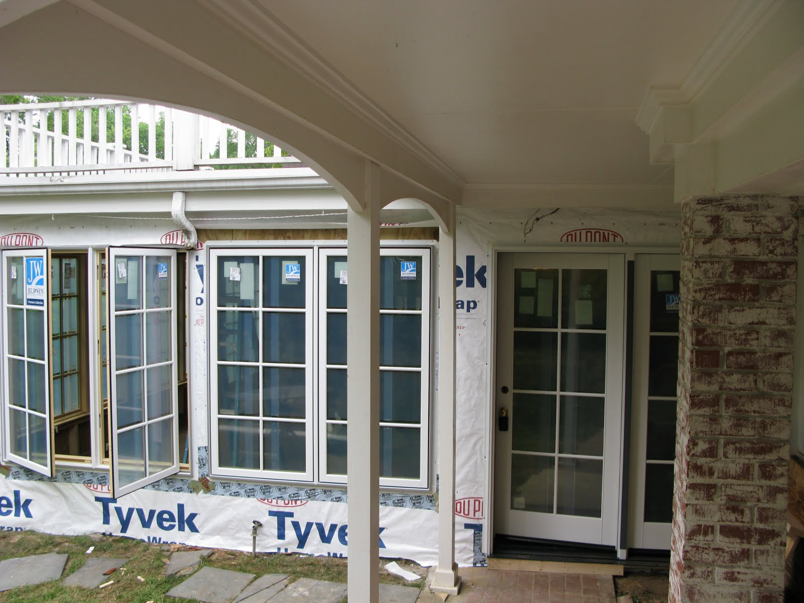 High Quality During: Sunroom Windows And Doors Installed