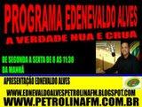 PROGRAMA EDENEVALDO ALVES