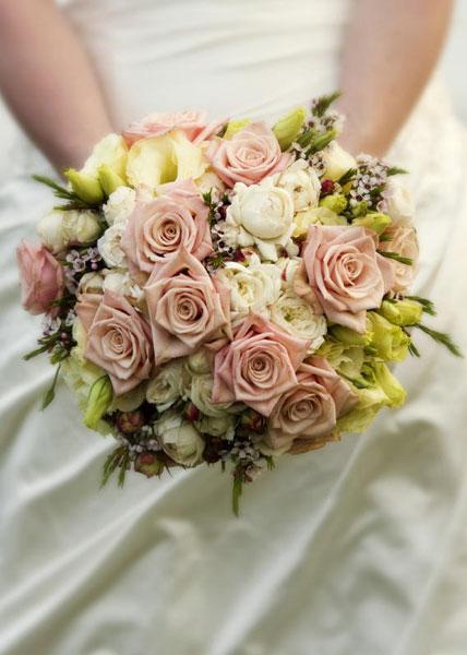 Vintage Bridal Bouquet 43