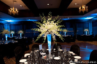 Led Lighting For Flower Centerpieces Your Wedding