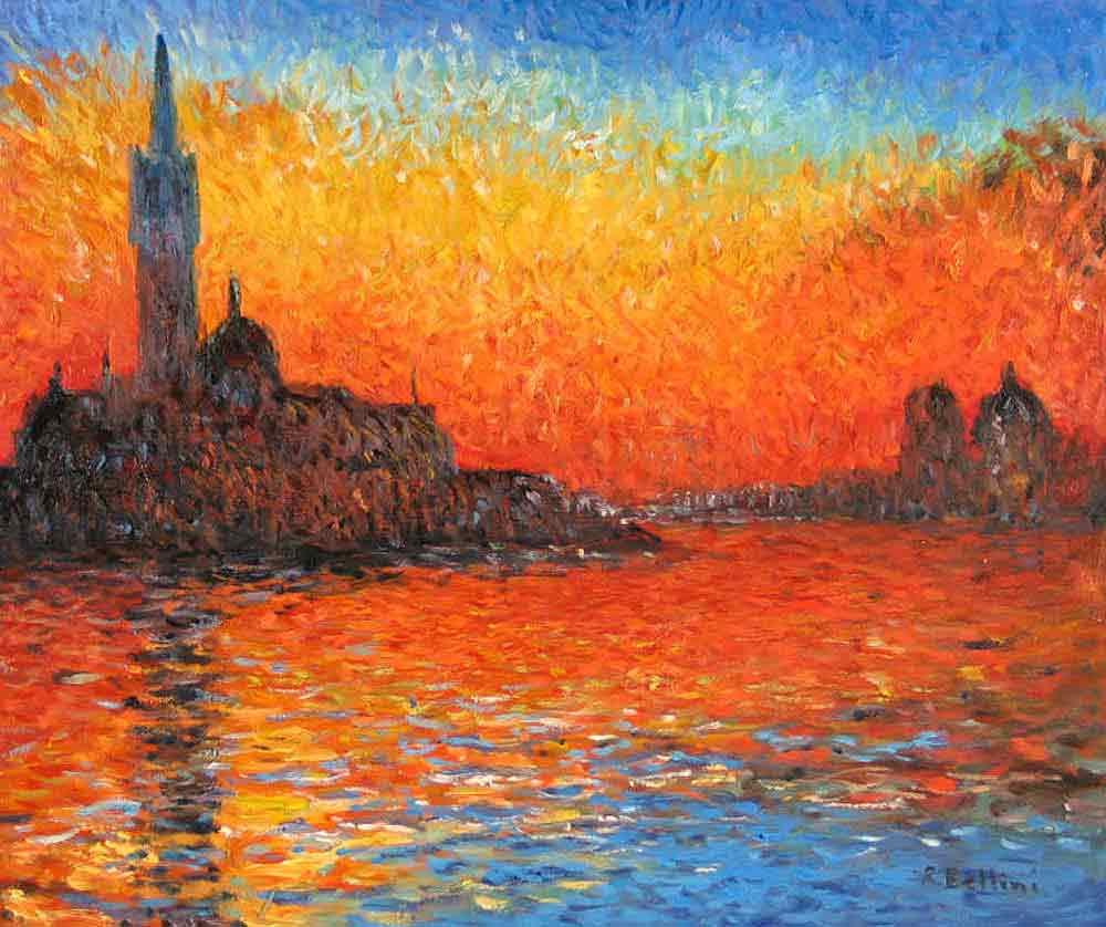 Monet: Oil Paintings Art Gallery: Paintings By Claude Monet