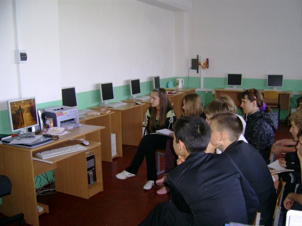 Ruslana From Ukraine Presents English Lesson According