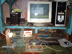 Alat Wudhu' Otomatis made in RND-TAFDI dan Mahasiswa UNJ Elektronika 05