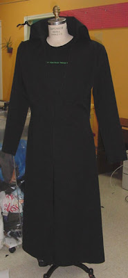 Final Fantasy 7 Sephiroth Coat Full-View