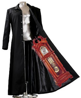 AbbyShot Coats Now With Grandfather Clock!