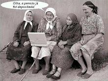Bina, Rosa,Sofia e a Lula. Viva a juventude!
