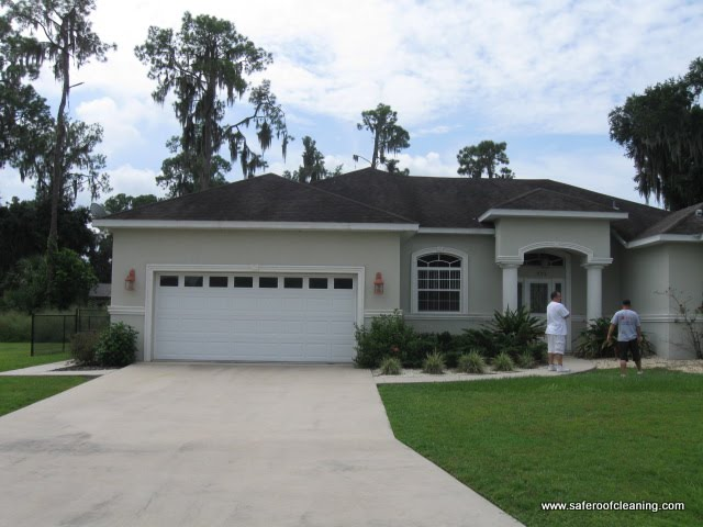 Roof Cleaning Brandon Florida