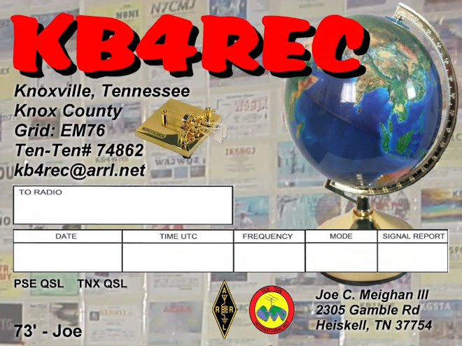 KB4REC: VolNet DMR Repeater in Knoxville